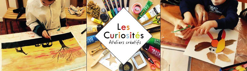 Les Curiosités Ateliers Créatifs